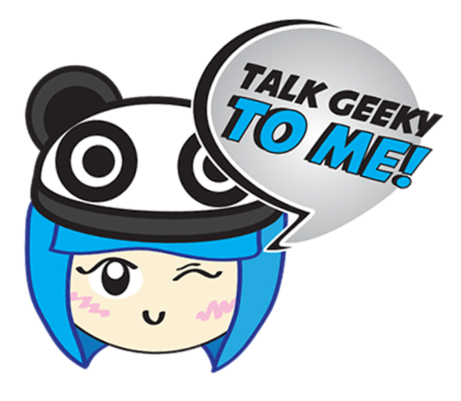 Coming Soon talk Geeky To Me!